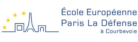 European School of Paris-La Défense Courbevoie Logo